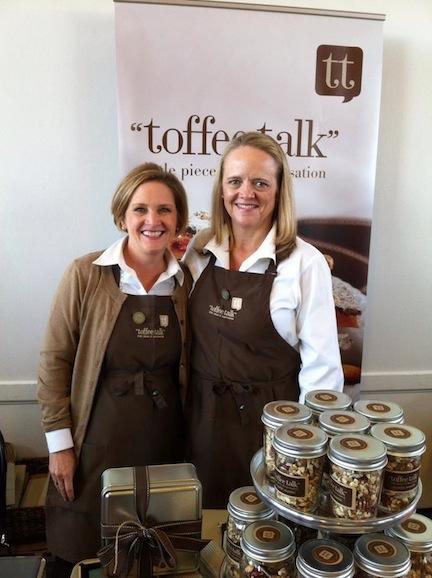 Toffee Talk - Ellin & Catherine