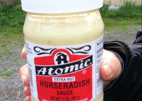 Atomic Horseradish