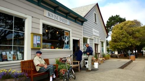 Exterior Bovine Bakery