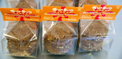 Packaged Subbud Buckwheat Cookies