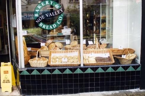 Noe Valley Bakery Storefront