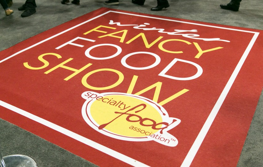 Fancy Food Show Mat