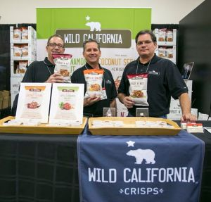 Wild California Crisps
