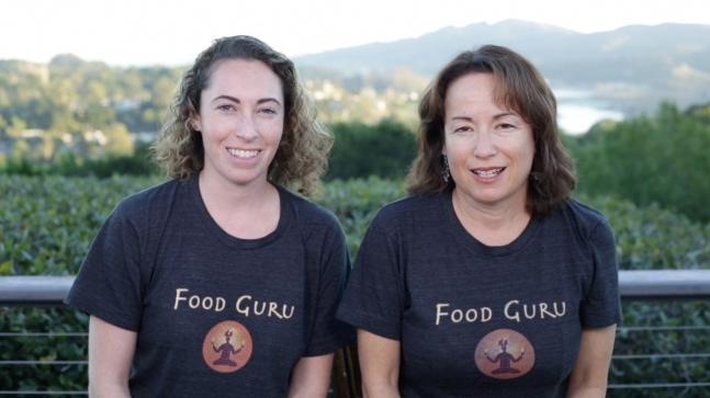 Food Guru - Ariel & Debbie