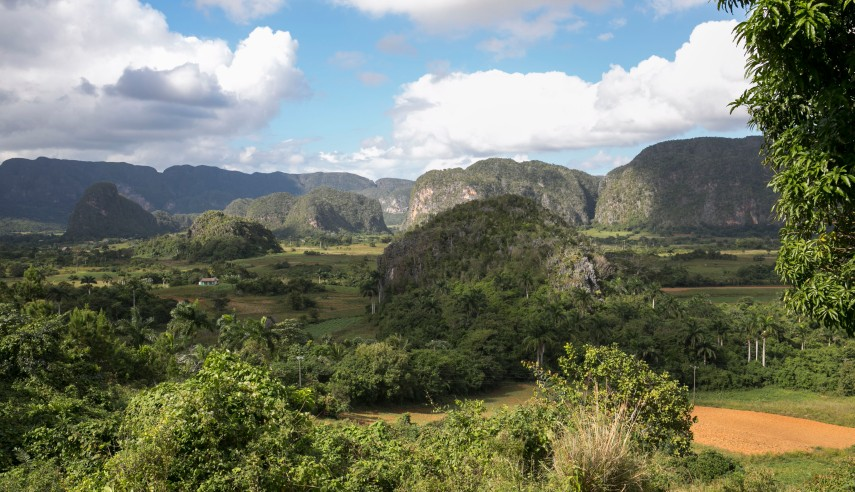 view of las vinales